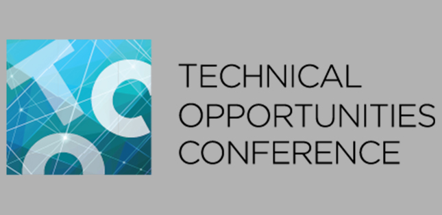 Technical Opportunities Conference