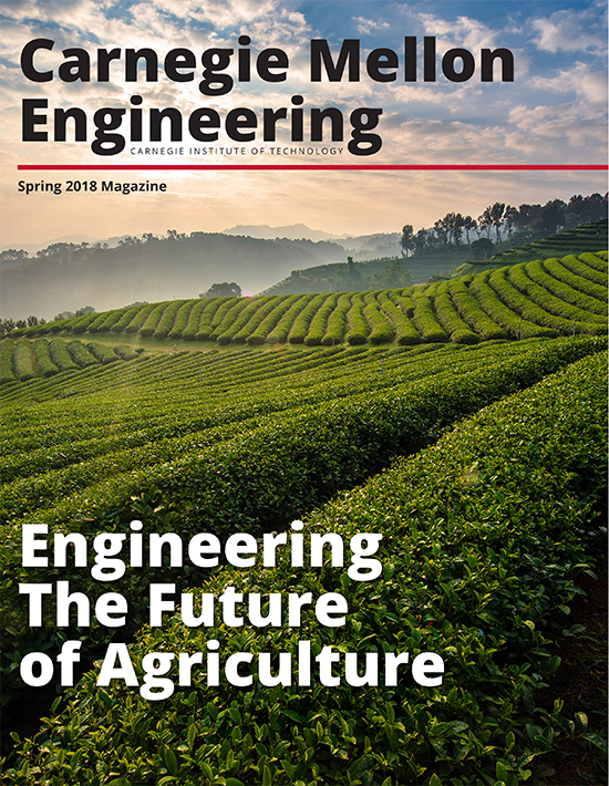 Spring 2018 Issue Cover