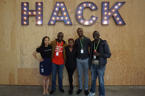 CMU-Africa students attend Facebook F8 developer conference