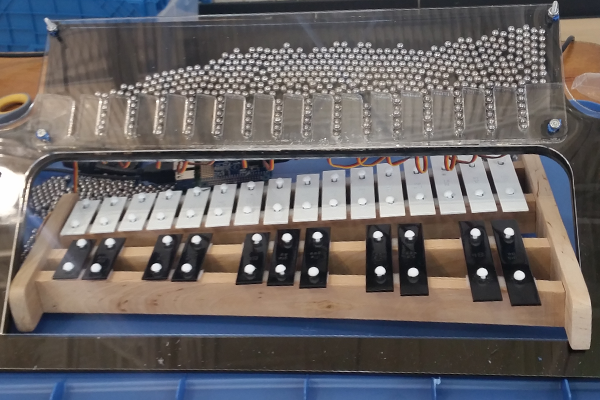 Xylophone project