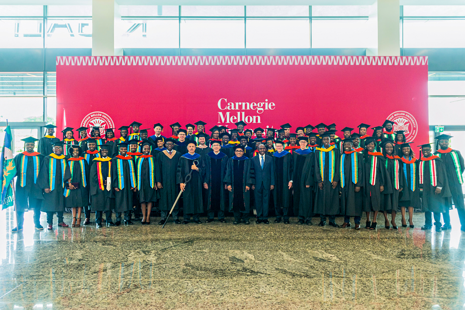 51 students graduate from CMU Africa