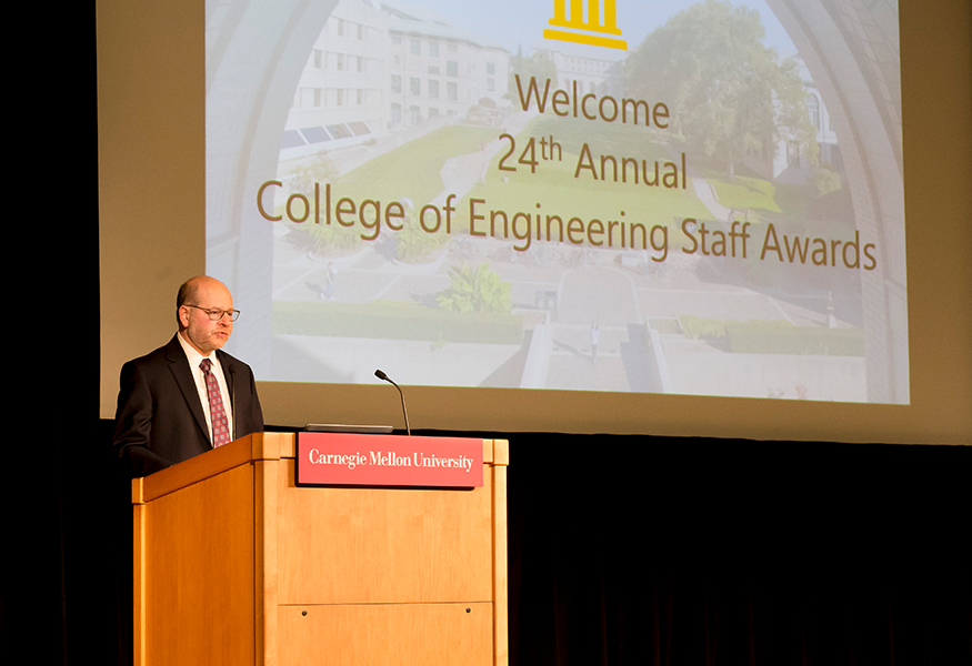 2018 College of Engineering Staff Awards